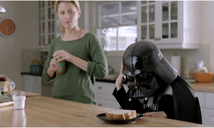 Marketing viral: los pequeños Darth Vader y Thor