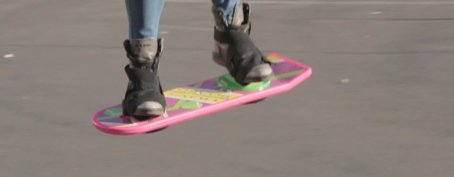 Marketing viral: HUVr Hoverboard