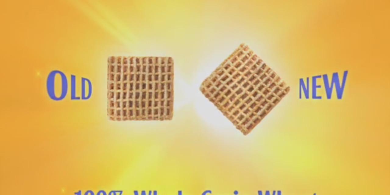 Diamond Shreddies, un caso increíble de rebranding
