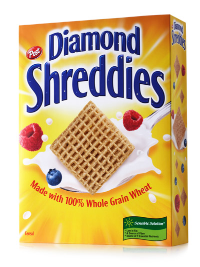 Diamond Shreddies