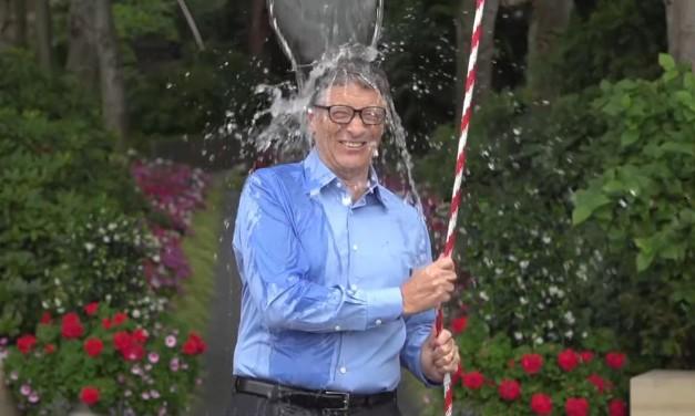 Marketing viral: ALS Ice Bucket Challenge