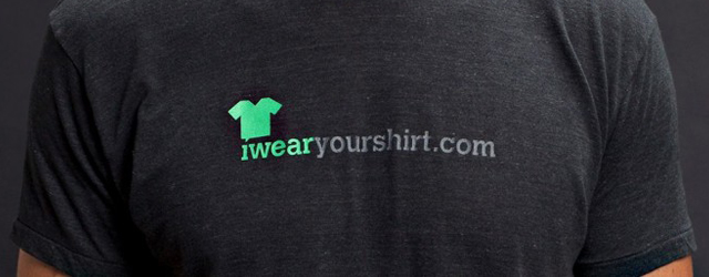 Emprendimientos online - I wear your shirt