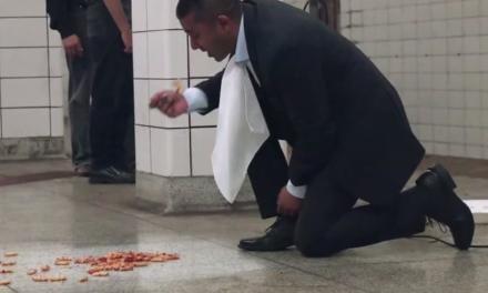 Marketing viral: Bissell Symphony Subway
