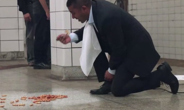 Marketing viral: Bissell Symphony Subway